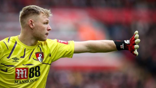 Bournemouth reject £12m Sheff Utd Ramsdale bid