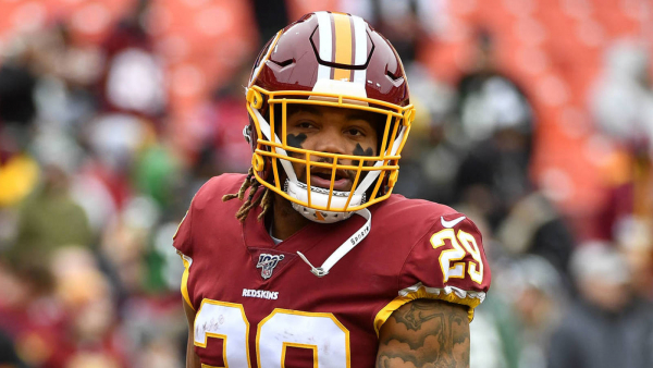 Washington releases RB Derrius Guice amid domestic violence charges