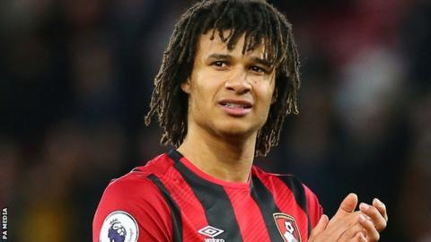 Nathan Ake: Manchester City sign Bournemouth defender for £40m