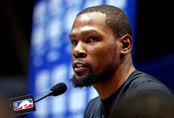 Kevin Durant Picks Clippers Over Lakers, Then Bucks In NBA Finals