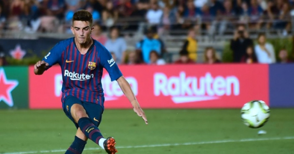 West Ham target in-demand Barcelona youngster