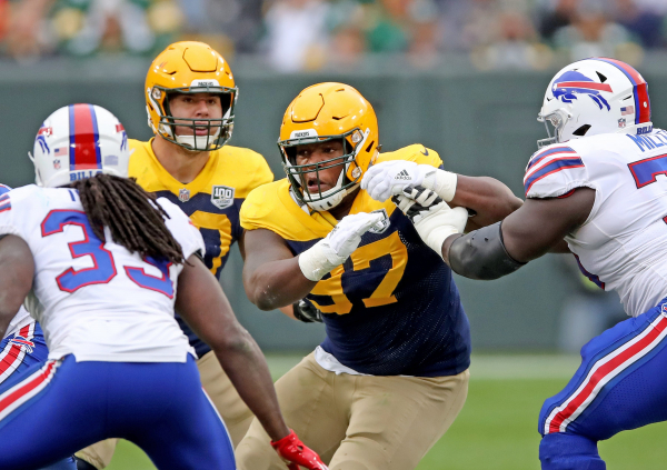 Packers DT Kenny Clark: Lack of props from peers 'messes with my mind'