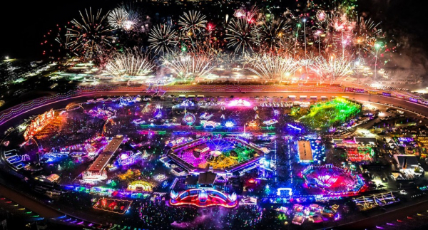 EDC Las Vegas officially postponed until 2021