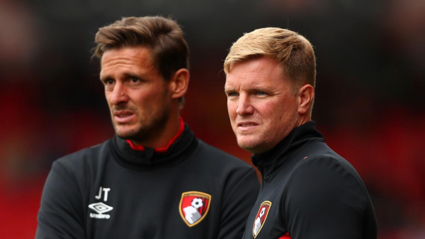 Next Bournemouth Manager Betting:  Tindall odds-on after Howe quits relegated Cherries
