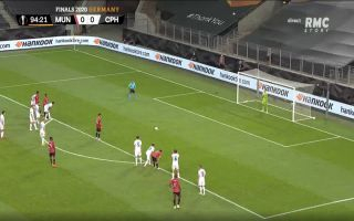 Video: Bruno Fernandes fires Man United into the lead after Martial wins penalty vs Copenhagen
