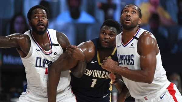 Clippers barrage of threes puts Pelicans playoff dreams on the ropes