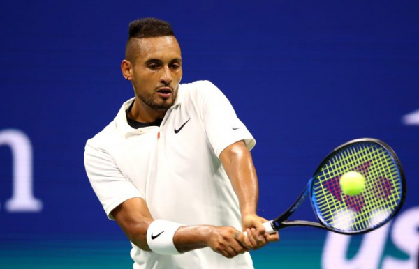 Nick Kyrgios out of US Open