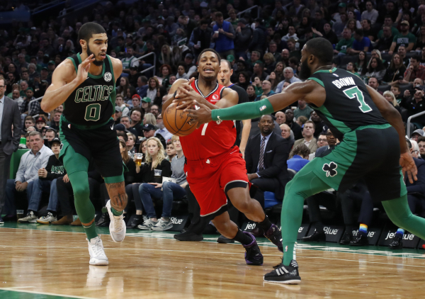 NBA Best Bet of the Day: Toronto Raptors clinch 2-seed vs. Boston Celtics