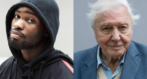 Dave and David Attenborough collaborate on new BBC Planet earth special