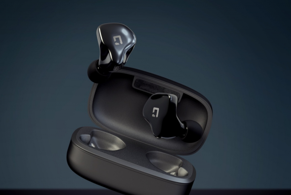 These 3D-printed TWS earbuds were designed to provide incredible sound and a perfect fit