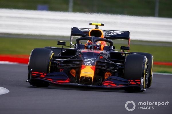 Honda gives Red Bull drivers new F1 power units