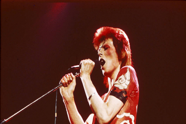 David Bowie reportedly planned to relaunch Ziggy Stardust alter ego from outer space