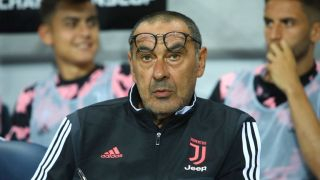 Sarri's Juventus dreams go up in a puff of smoke