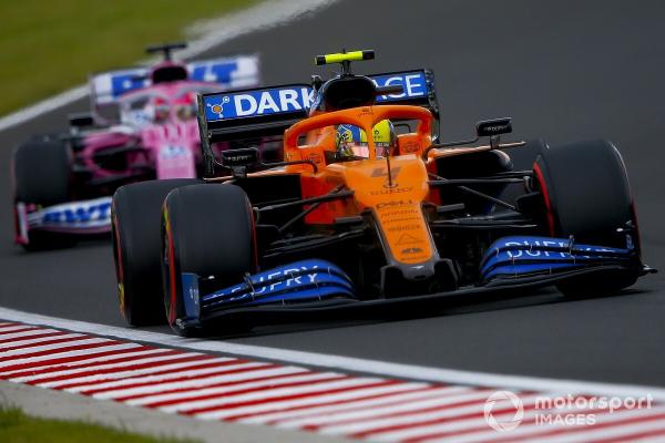 McLaren withdraws Racing Point F1 appeal