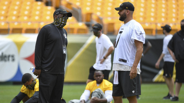 Mike Tomlin not 'confident' NFL will finish season in midst of pandemic