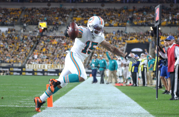 Albert Wilson becomes second Miami Dolphins receiver to opt out of 2020 NFL season