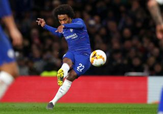 Willian set for new position at Arsenal as Arteta looks to replicate his younger days