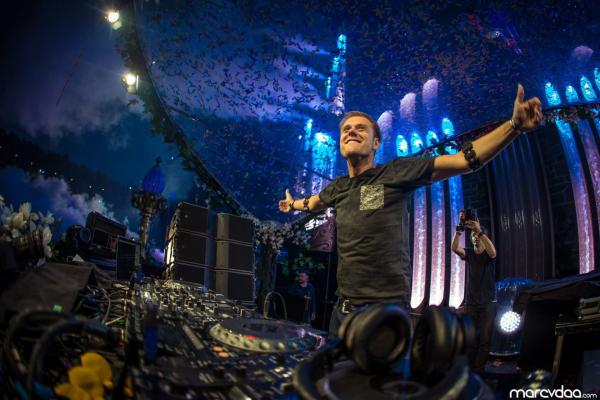 Armin van Buuren packages elusive remixes in 'The Lost Tapes'