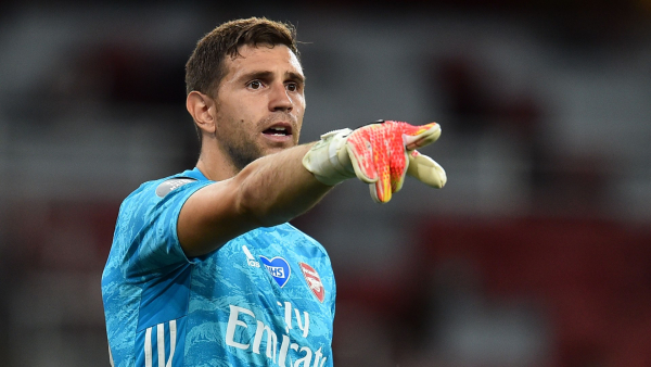 'Will Martinez accept being Arsenal's No.2?' – Parlour expects Premier League interest in keeper