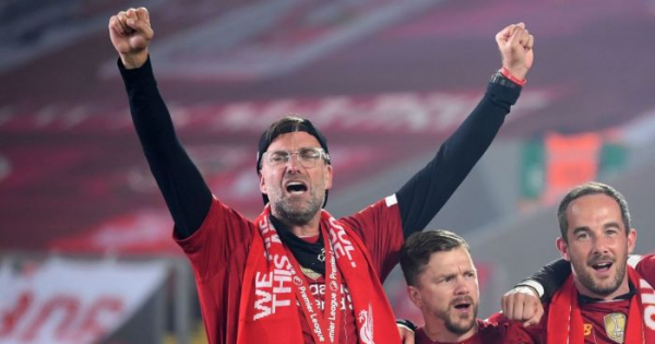 Gerrard 'jealous' of Liverpool squad for getting to play under Klopp