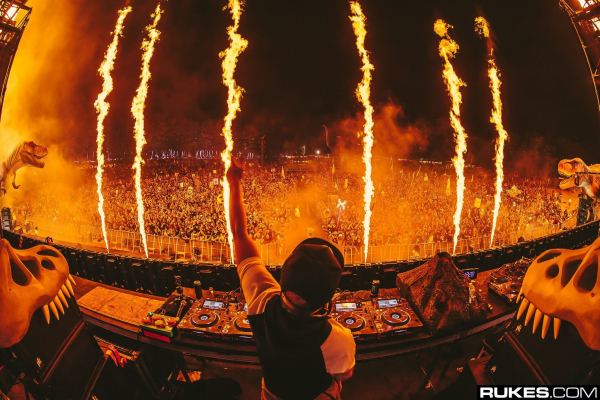 Excision births new label, 'Subsidia Records'