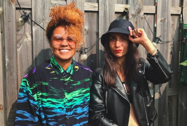 Black Girl / White Girl release latest EP 'Physique'