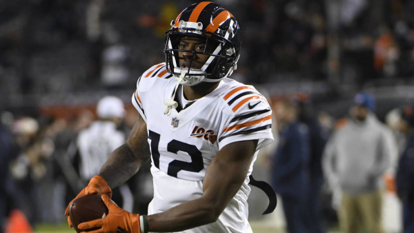 Allen Robinson plans to finish season with Bears