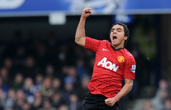Rafael Da Silva reacts to 'dream' Manchester United Champions League draw