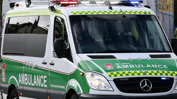 Emergency services rush to Jandakot Airport after helicopter crash