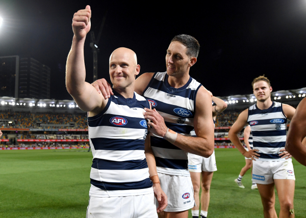 Gary Ablett to end AFL career with grand final as Geelong beats Brisbane