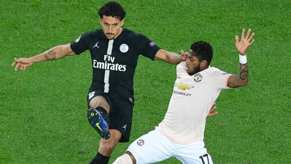 PSG will be out for revenge against Man Utd in Champions League, says Marqinhos