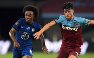 Chelsea set to launch 'important bid' for Rice as West Ham insist midfielder isn't for sale