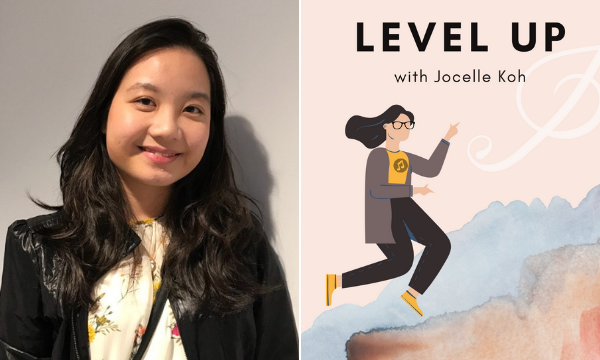Jocelle Koh talks Asian music industry and new 'Level Up' podcast