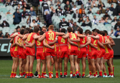 The AFL continues to complicate the Suns' recruitment strategy