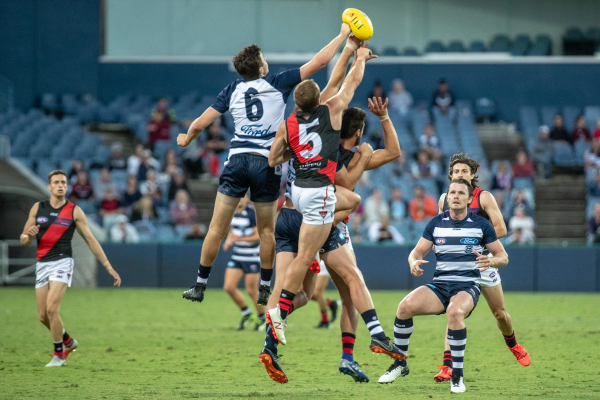 Cats and Bombers open pre-season