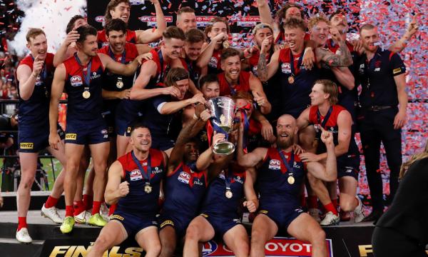 AFL Finals Fantasy points 2021
