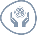kids guidance support icon
