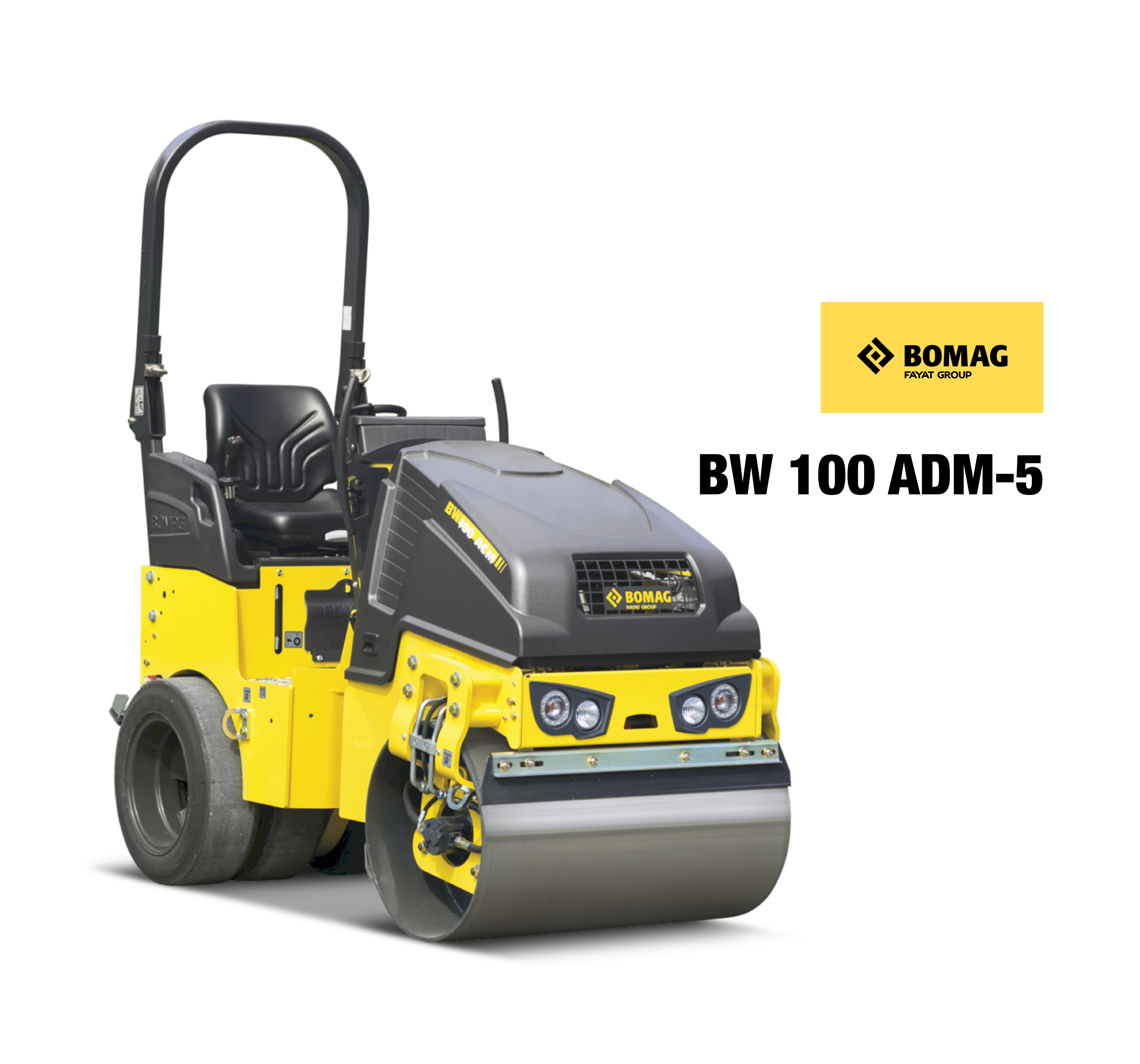 Description: BOMAG offer a comprehensive range of light tandem rollers from  1.5 to 4.5 tonnes, with four operating widths from 800mm to 1380mm.
