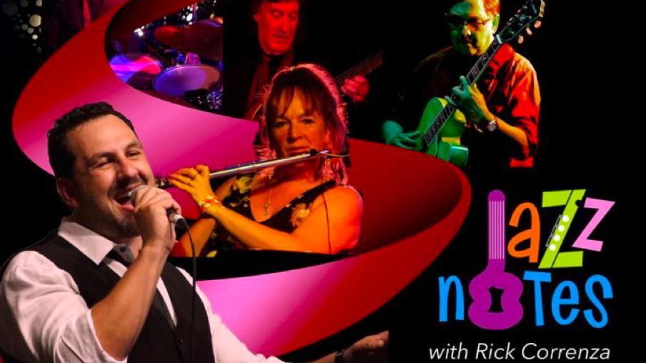 Rick Correnza with Jazz Notes