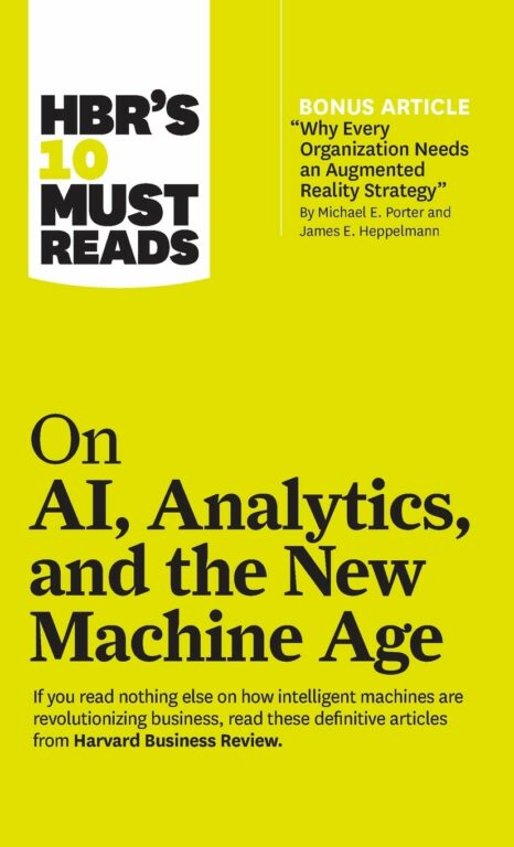 HBR on AI, Analytics, and the New Machine Age