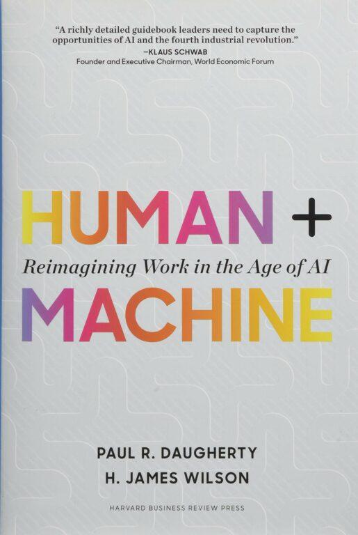 Human+Machine book cover