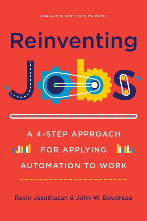 Reinventing Jobs book cover