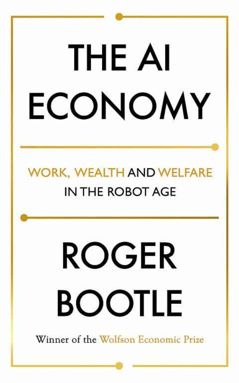 The AI Economy book cover