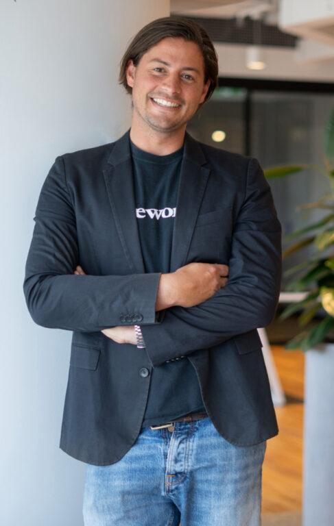Balder Tol GM Australia at WeWork
