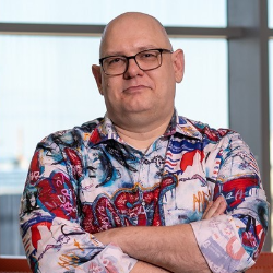 Associate Professor David A Savage