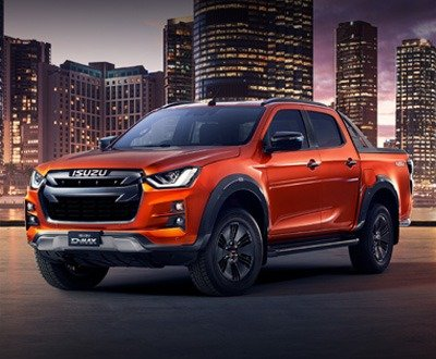 All New D-MAX image