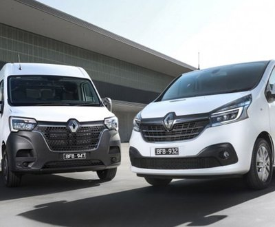 Five-year LCV warranty image