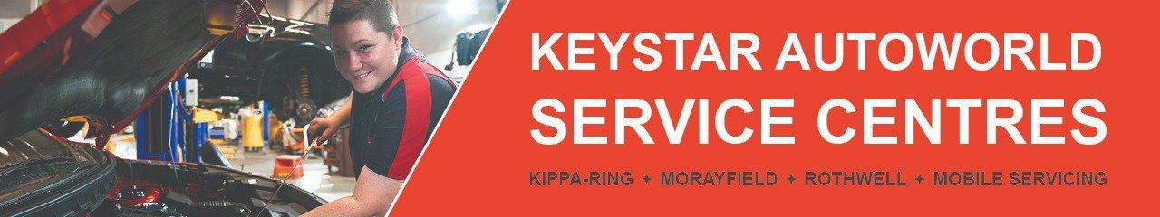 KEYSTAR SERVICE CENTRES