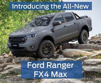 Ford Ranger FX4 Max image