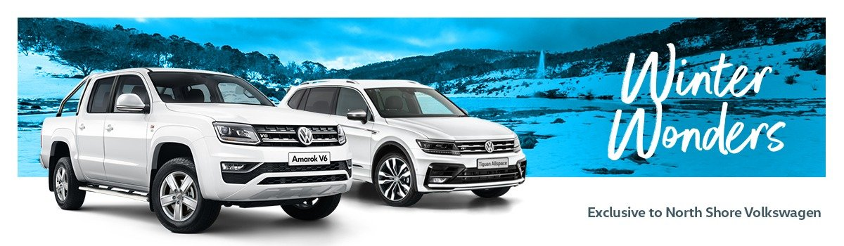 Winter Wonders from North Shore Volkswagen Large Image
